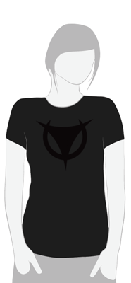 black-on-black-t-shirts-torul-Girl